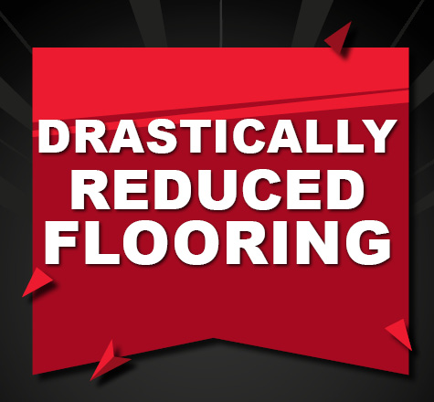Drastically reduced flooring prices during Class Carpet's Black Friday Sale!